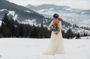 Winter Party: la Sposa d'Inverno e la Magia del Natale